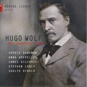 Hugo Wolf: The Complete Songs Volume 2
