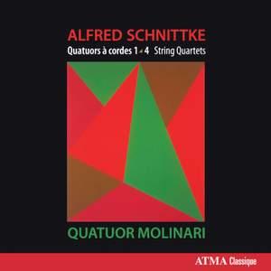 Schnittke: Chamber Music Volume 1