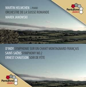Marek Janowski conducts Saint-Saëns, Chausson & D'Indy