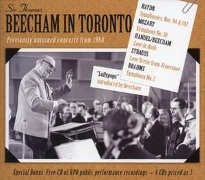 Beecham in Toronto