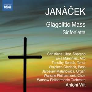 Janacek: Glagolitic Mass & Sinfonietta