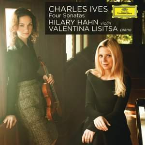 Ives, C: Violin Sonatas Nos. 1-4