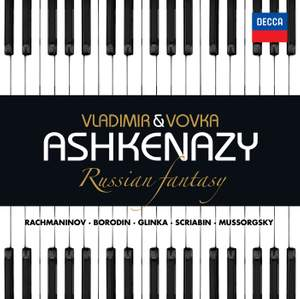 Vladimir and Vovka Ashkenazy: Russian Fantasy