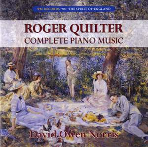 Roger Quilter: Complete Piano Music
