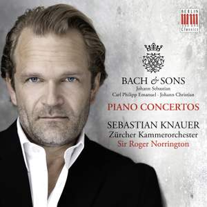 Bach & Sons: Piano Concertos Product Image