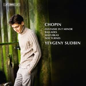 Yevgeny Sudbin Plays Chopin