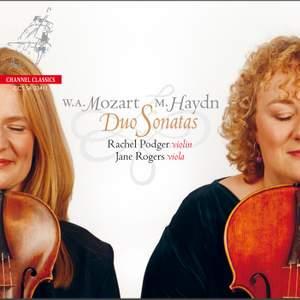 Mozart & M Haydn: Duo Sonatas