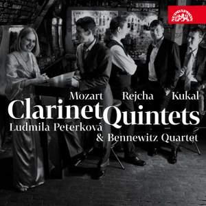 Mozart, Rejcha & Kukal: Clarinet Quintets