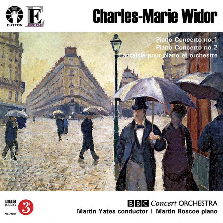 Widor: Piano Concertos Nos. 1 & 2