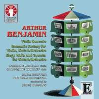 Arthur Benjamin: Music for Violin, Viola & Orchestra