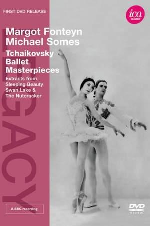 Margot Fonteyn & Michael Somes
