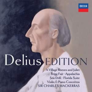 Delius Edition