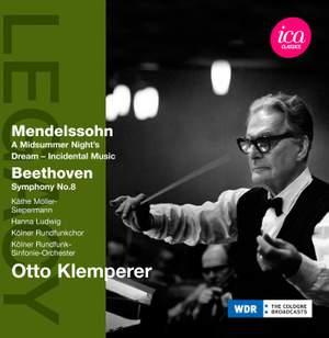 Otto Klemperer conducts Beethoven & Mendelssohn