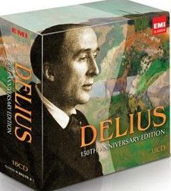 Delius: 150th Anniversary Edition