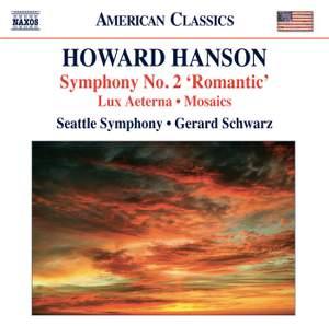 Howard Hanson: Symphony No. 2 'Romantic'