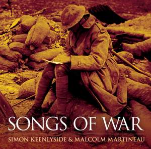 Simon Keenlyside: Songs of War