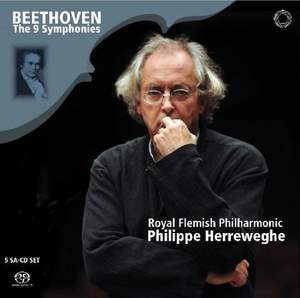 Beethoven: The 9 Symphonies Product Image
