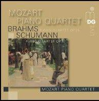 Brahms & Schumann: Piano Quartets