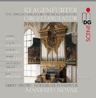 The Organ Tablatur from Klagenfurt