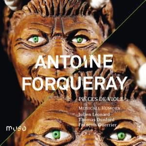 Forqueray: Pieces de Viole Volume 1
