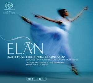 Elan: Ballet Music from Operas By Saint-Saëns