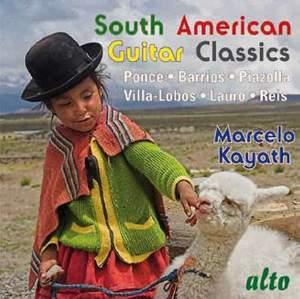Guitar Classics of South America