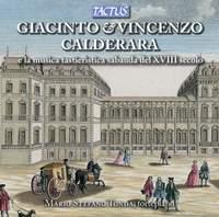Giacinto & Vincenzo Calderara: 18th Century Keyboard Music