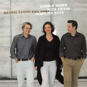 Mendelssohn: Early Songs