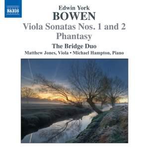 Bowen: Viola Sonatas Nos. 1 & 2