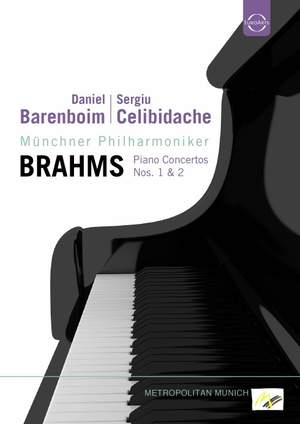 Barenboim plays Brahms
