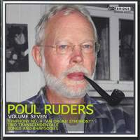 The Music of Poul Ruders, Volume 7