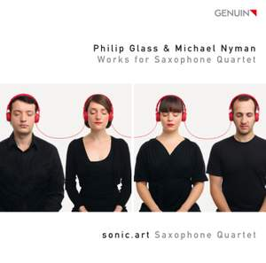 Glass & Nyman: Works for Saxophone Quartet