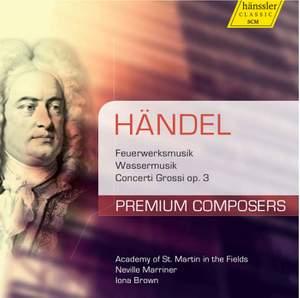Handel: Premium Composers Volume 1 Product Image