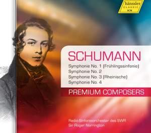 Schumann: Premium Composer Volume 2