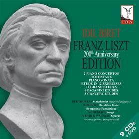 Idil Biret Franz Liszt 200th Anniversary Edition