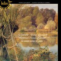 Schubert & Hummel: Piano Quintets