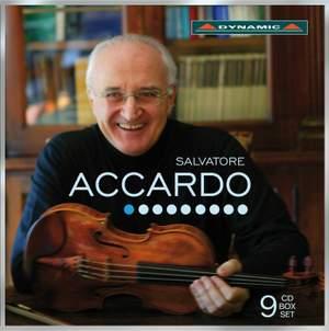 Salvatore Accardo Boxed Set