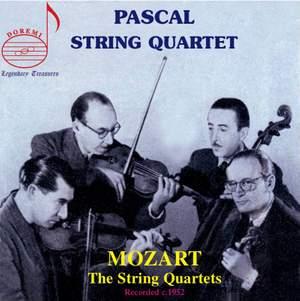 Mozart: String Quartets (Complete)