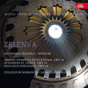 Zelenka: Sepolcri