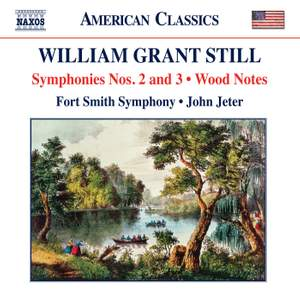 William Grant Still: Symphonies Nos. 2 & 3 & Wood Notes Product Image