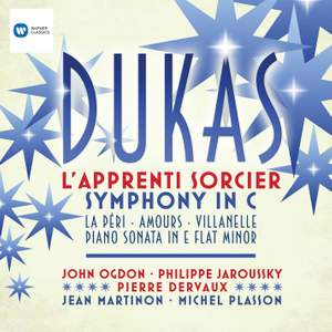 Paul Dukas: Symphony in C & L'Apprenti sorcier