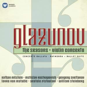 Glazunov: The Seasons & Violin Concerto