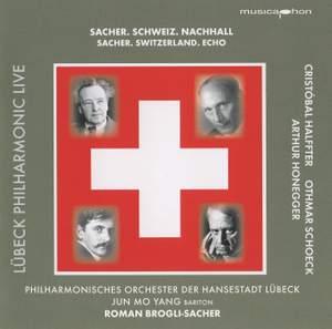 Sacher. Switzerland. Echo Product Image