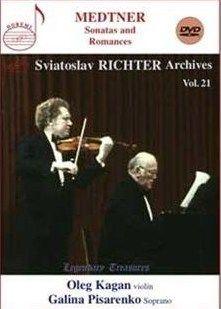 Sviatoslav Richter Archives, Volume 21