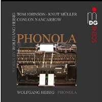 Contemporary Music for Phonola