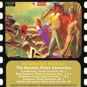 Sviatoslav Richter: The Russian Piano Concertos