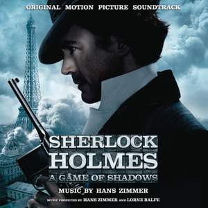 Zimmer: Sherlock Holmes - A Game Of Shadows