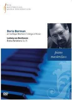 Boris Berman - Beethoven: Eroica Variations