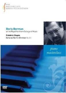 Boris Berman - Chopin: Scherzo No. 1