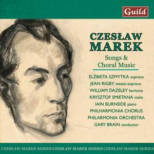 Czeslaw Marek: Songs and Choral Music Product Image
